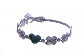 Cruciani Armband You Star lilablau